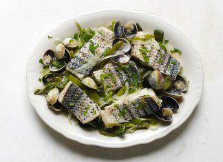 Uno de los platos propuestos por Saveur en su reportajje sobre la gastronomía de Iparralde