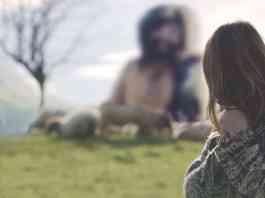 Un fotograma del vídeo de Turismo del Gobierno Vasco sobre la Mitología de los vascos