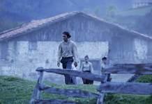"Fotograma de la película vasca ""Handia"""