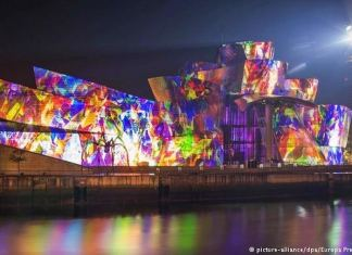 Guggenheim bilbao European Cultural Brand Awards 2017