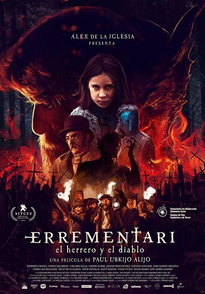 """The """"Errementari"""" poster"""