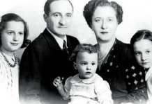 Familia del Lehendakari Aguirre