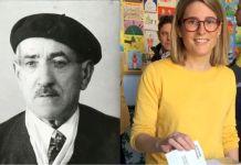 """La """"saga"""" Artadi: el bisabuelo y la biznieta"""