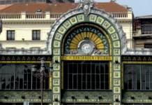 Fotograma del reportaje sobre Bilbao y Rioja alavesa de la RAI