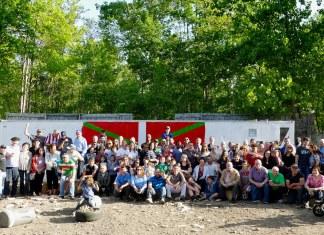 Reunión del New England Basque Club