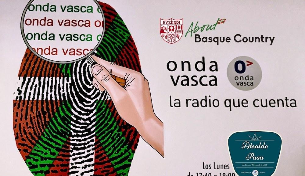 Programa de About Basque Country en Onda Vasca