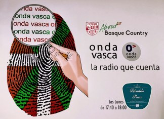 Programa de About Basque Country en Onda Vasca