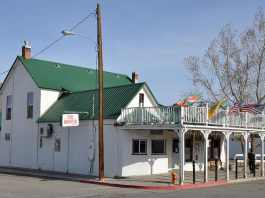 Martin Hotel (Winnemucca-Nevada)