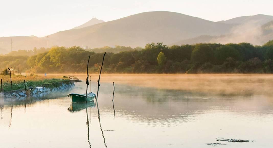 Rio del Pais Vasco (Fotografía Ana Lui)