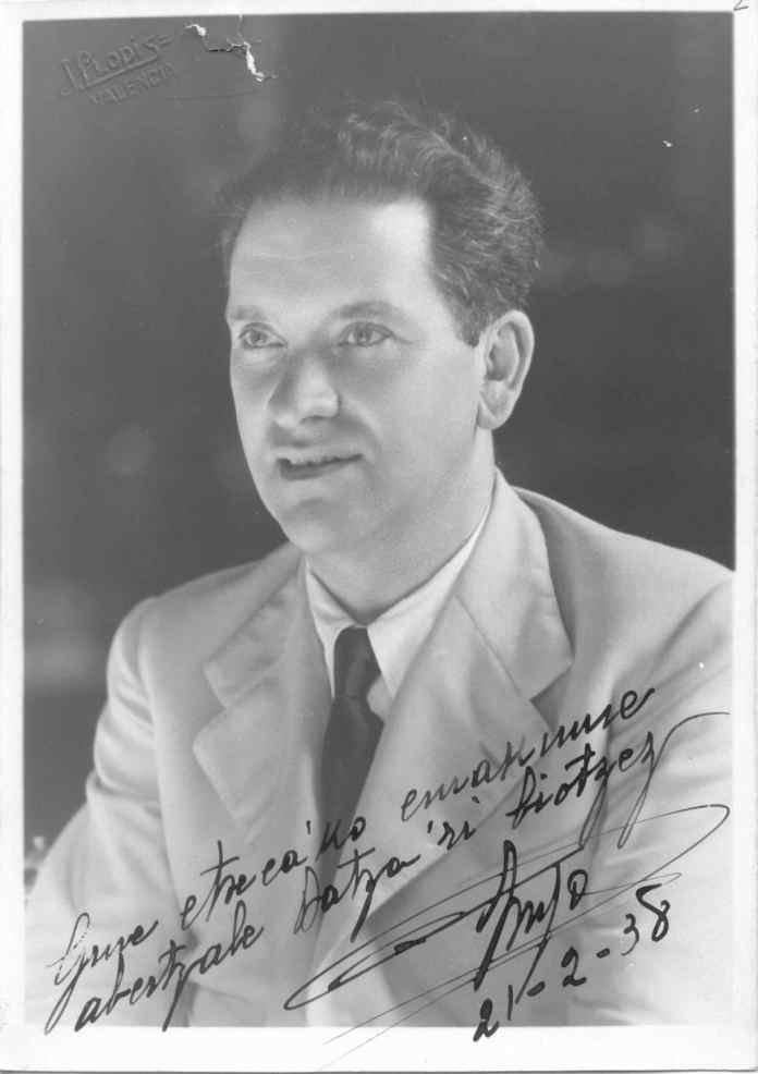 Manuel Irujo 1938