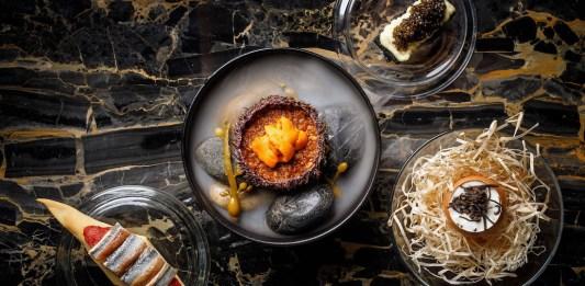 Una de las «cenas vascas» que el chef Pedro Pedro Samper organiza en el Restaurante La Brasserie de The St. Regis Kuala Lumpur