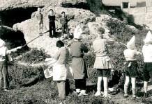 Ramon Masats- Sanfermines Pamplona 1956. La tragedia y la barbarie convertida en juego
