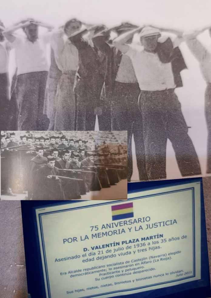 Quinta entrega represión en la Ribera de Navarra
