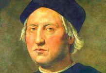 Cuando Cristobal Colón usó la palabra «agur»