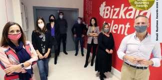 Premio corporate vision para Bizkaia Talent