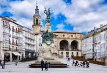 La web de National Geographic  incluye a Vitoria-Gasteiz entre los 25 destinos recomendados en 2021.