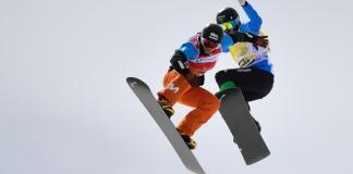 Luca Eguibar (in den orangefarbenen Hosen) ist der neue Weltmeister. © APA/afp / JAVIER SORIANO