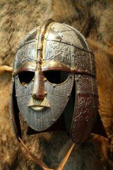 Máscara de Sutton Hoo
