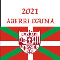 ikurriña Aberri Eguna 2021 instagram