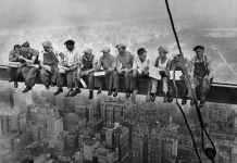 Lunch atop a Skyscraper , de Charles C. Ebbets