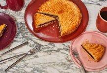 Gâteau Basque. Artículo de Dorie Greenspan en New York Times