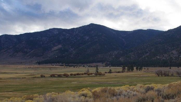 El rancho Jack's Valley propiedad desde hace 50 años de John Ascuaga - imagen - Brian Bahouth.