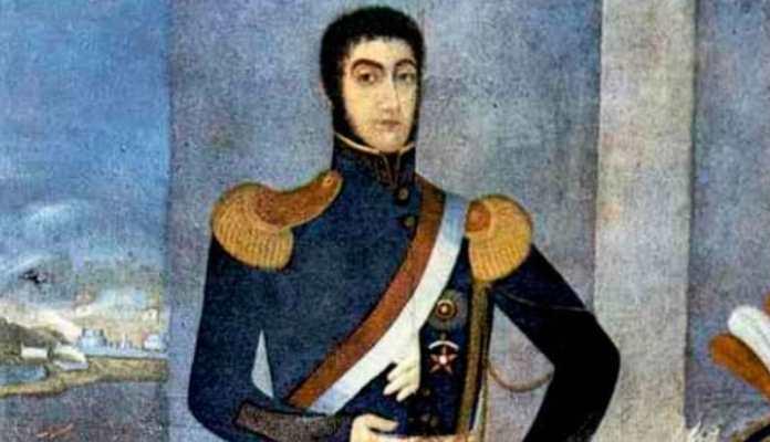 El general San Martín