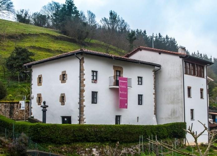Museo Simón Bolivar (Ziortza, Bizkaia, Euskadi)