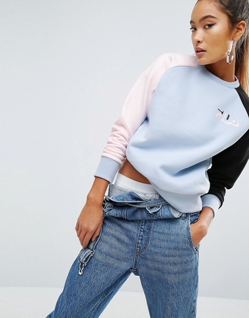 ASOS Fila Sweater