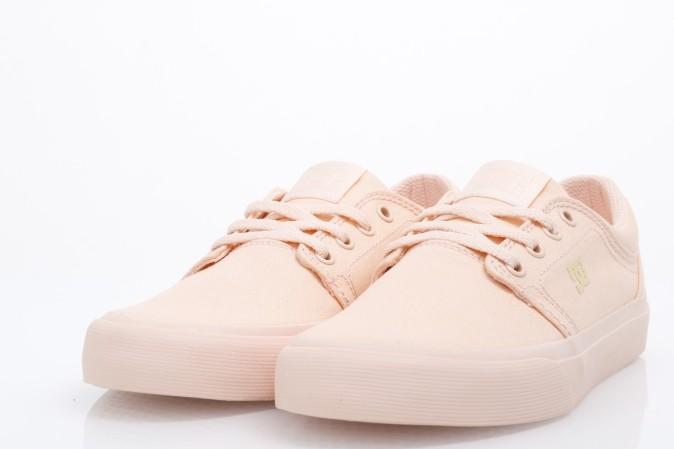 DC Trase TX sneakers peachie peach