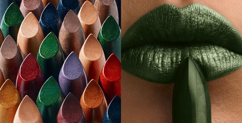 Maybelline Metallic Lips