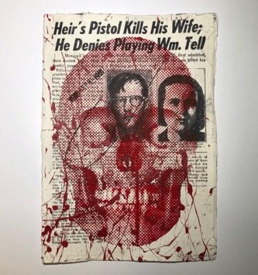 reaperdelicaVIRTUAL #1 William S Burroughs' William Tell Act