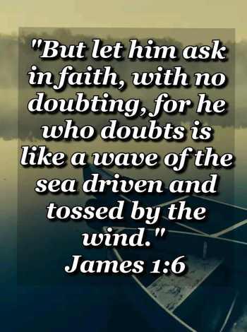 bible verse wallpaper (James 1:6)