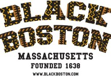 Black Boston Souvenir Brand
