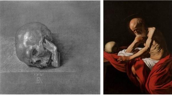 18-10-30 Durer and Caravaggio