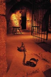 Auch Gefangene wurden oft in Kellern gehalten © Göttingen Tourismus e.V.