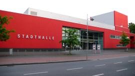 Die Stadthalle Gifhorn kann man nicht übersehen © Südheide Gifhorn GmbH - Tourismus