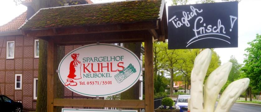 Spargelhof Kuhls Gifhorn