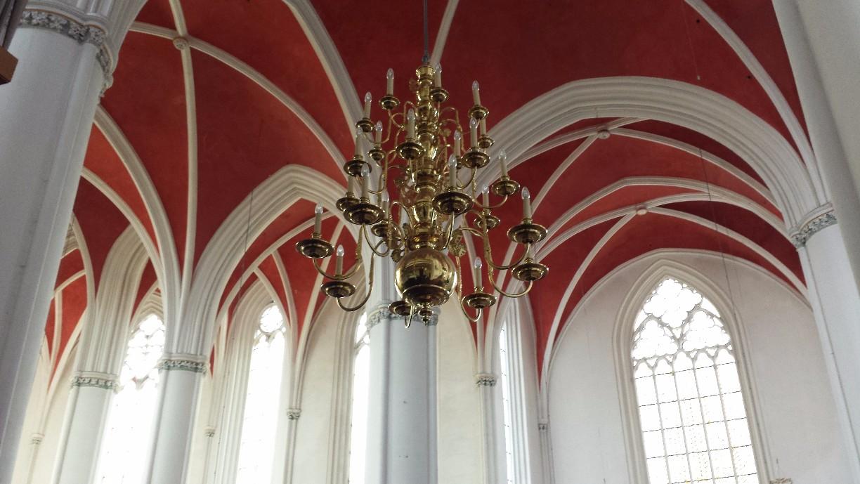 Eher ein Gefühl von Festsaal als Kirchenraum im Dom von Verden (c) Brigitte