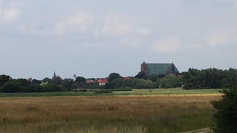 Begleitet mich noch eine Weile - der Dom von Verden (c) Neuhaus