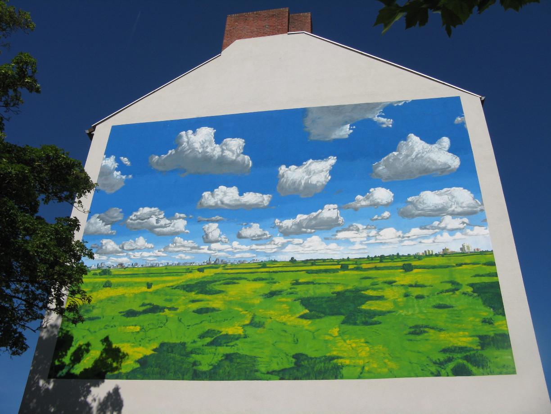 Wandgemälde | Foto: Ricardo