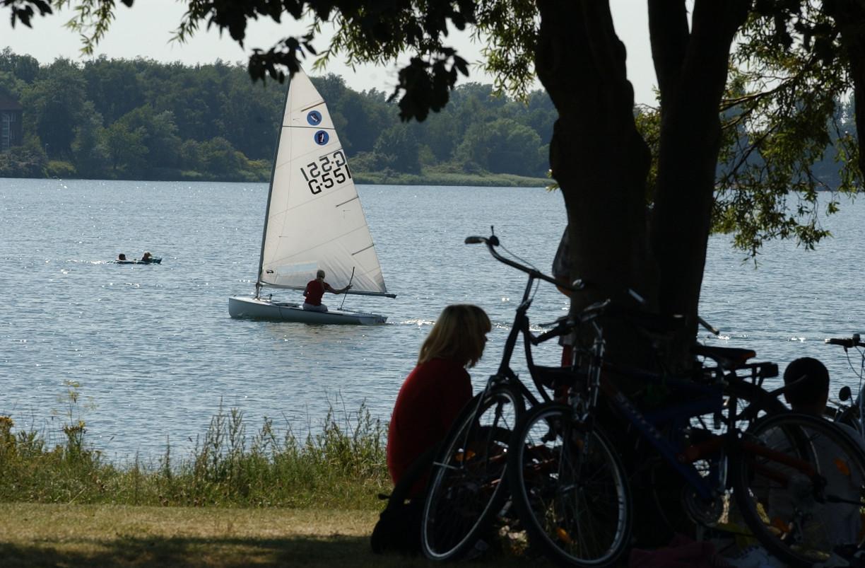 Picknick-Auszeit am Banter See (c) Lübbe