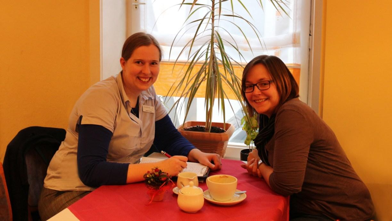 Interview mit Nina Siebert von Helfen vor Ort e. V. © Stefanie - Südheide Gifhorn GmbH