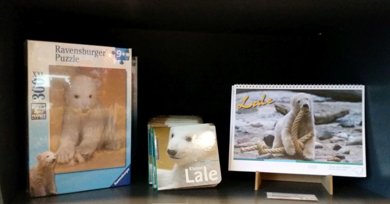 Erinnerungen an Eisbär Lale
