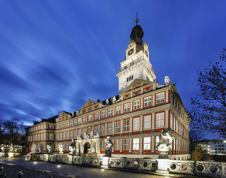 Schloss Wolfenbüttel Foto: Christian Bierwagen/Stadt Wolfenbüttel