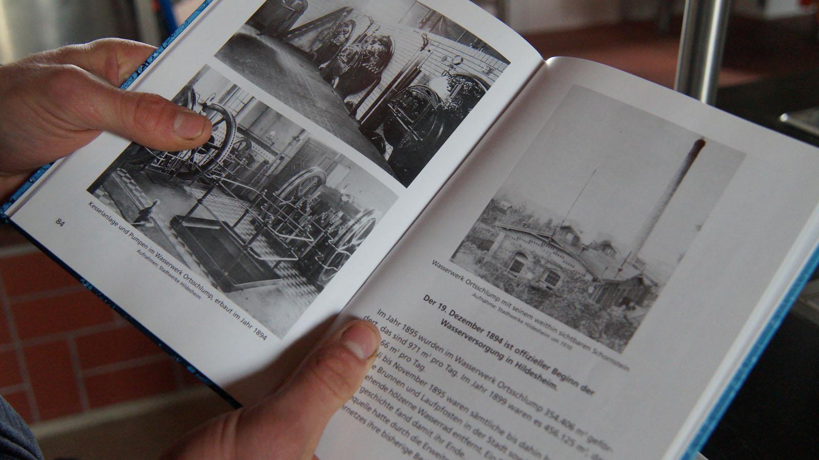 Das alte Wasserwerk in Hildesheim vs. die neue Braumanufaktur