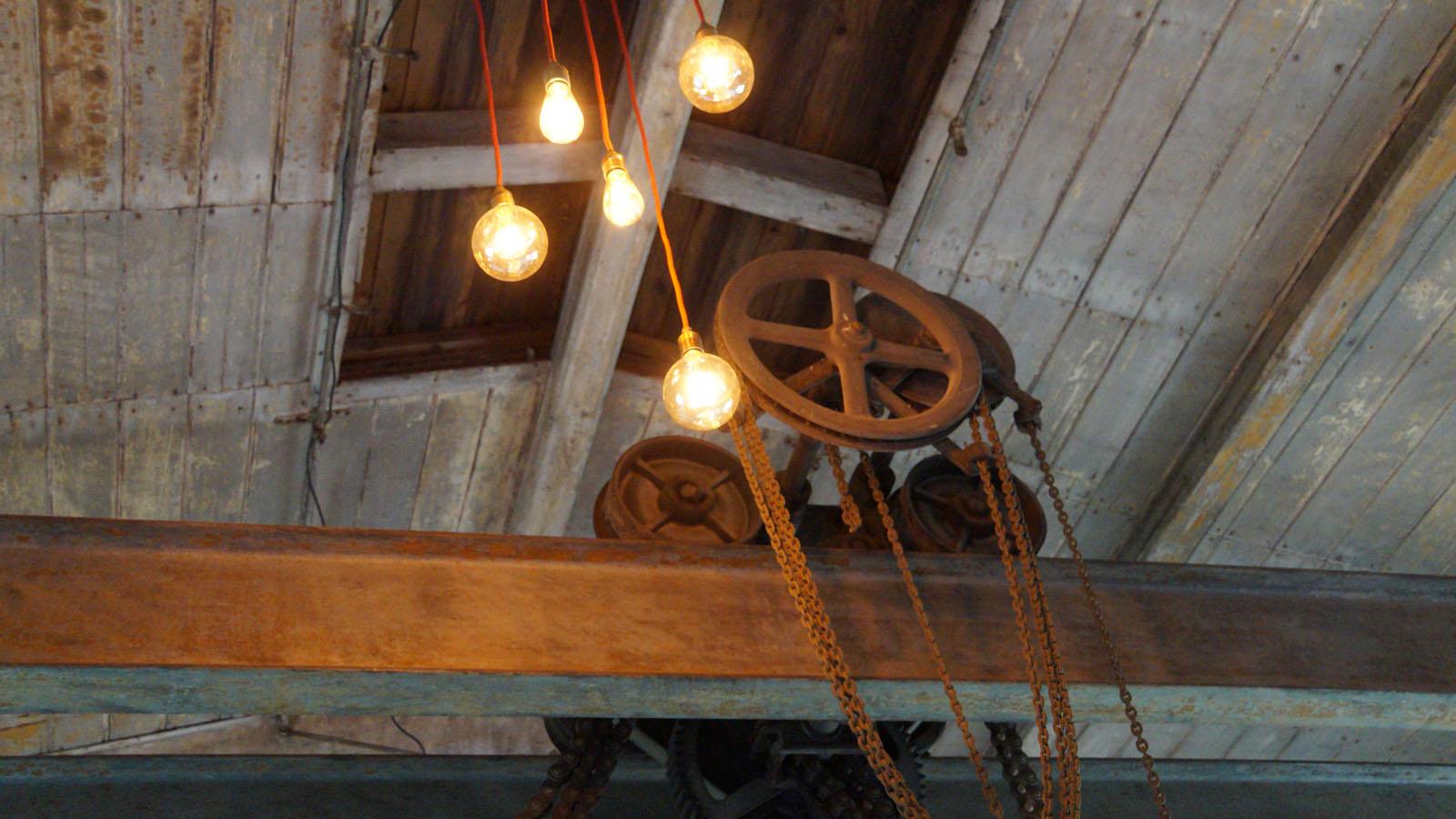 Überbleibsel vom alten Wasserwerk in Hildesheim
