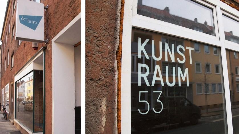 Kunstraum und &büro in Hildesheim