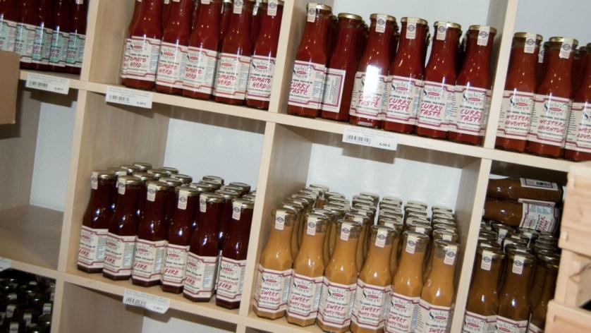 Handgemachte Saucen aus Niedersachsen (Foto: Björn Reckewell)