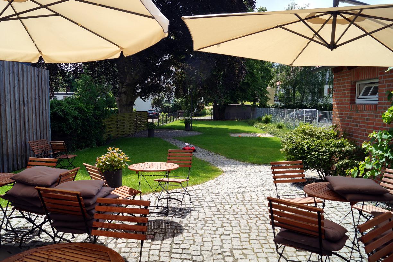Garten Cafe Charlottenburg